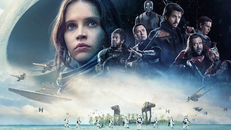 Star Wars: Rogue One od lipca w Netfliksie