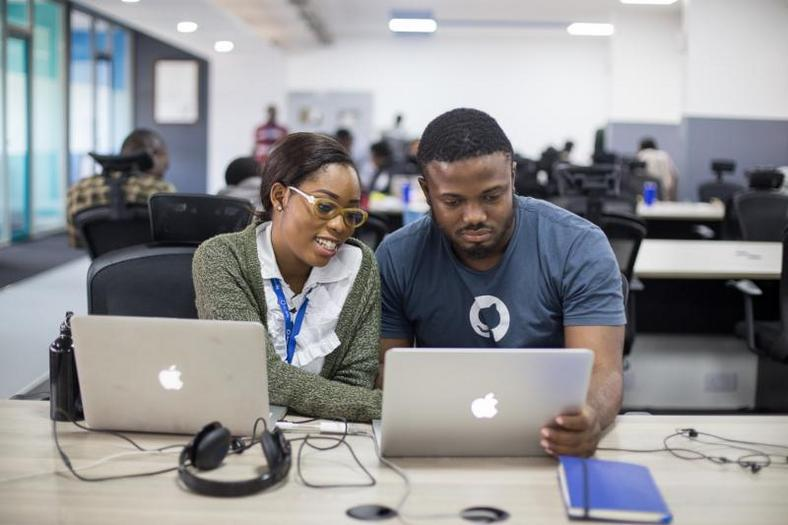 Having your internship gives your work experience and prepares you for your career. (Andela)