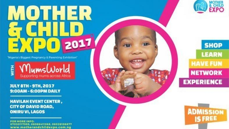 Mother and Child Expo 2017