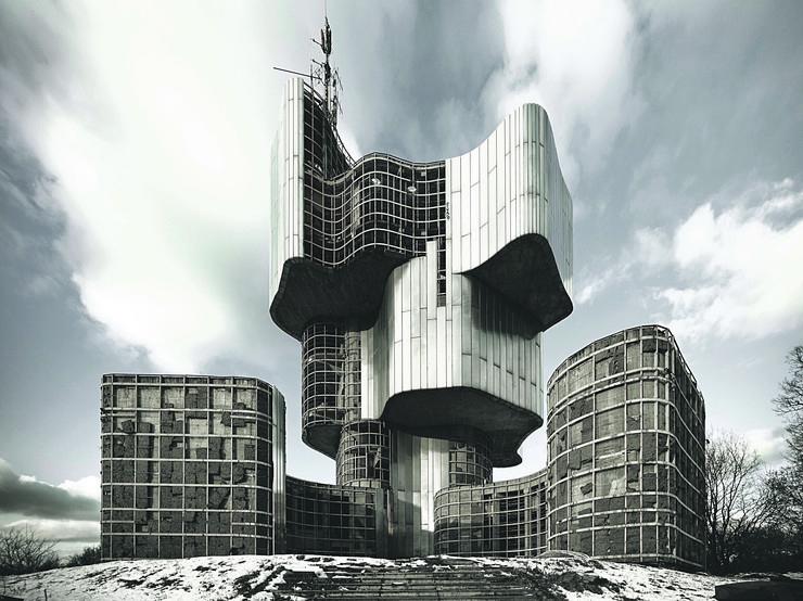 Izložba jugoslovenske arhitekture muzej