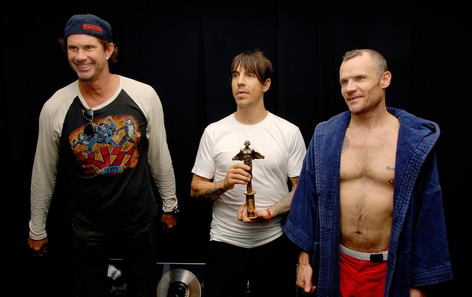 Chad Smith - 191 cm