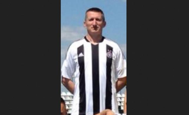 Zvonko Vasiljević je bio strastveni navijač Partizana