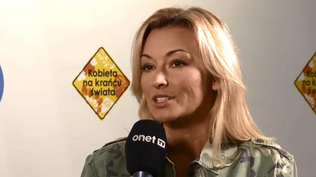 Reportaże Onetu: wywiad z Martyną Wojciechowską