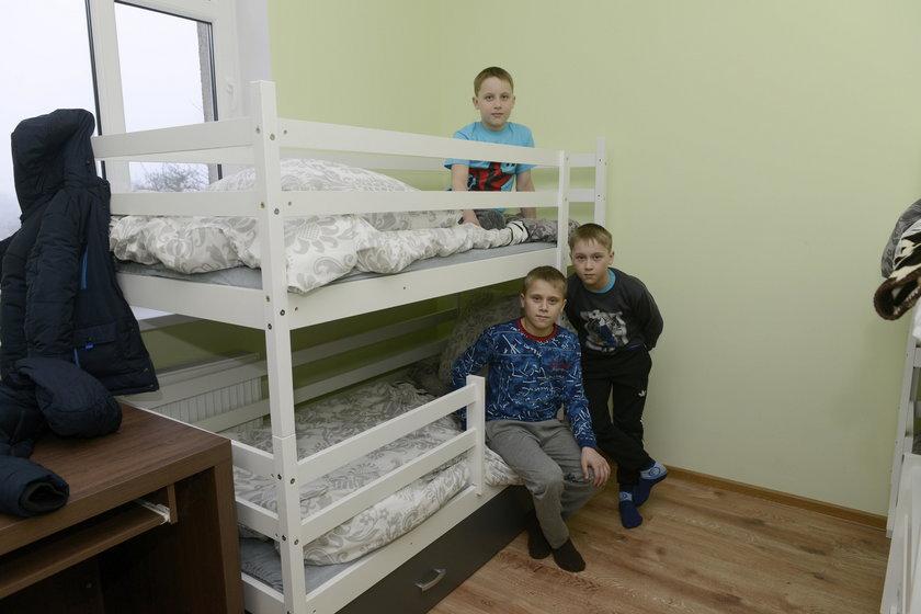 Pokój chłopców