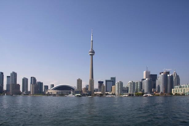Panorama Toronto, fot. Katstudio