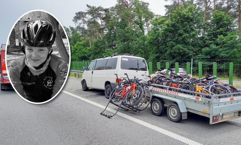 12-letnia Pola zginęła w drodze na obóz rowerowy.