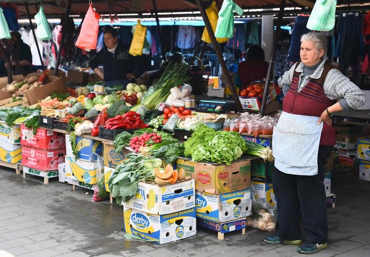 Novi Sad 140 pijaca cene voce povrce foto Nenad Mihajlovic