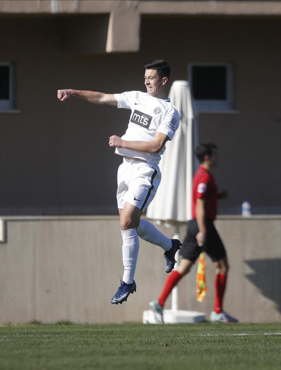 Nemanja Jović, FK Partizan