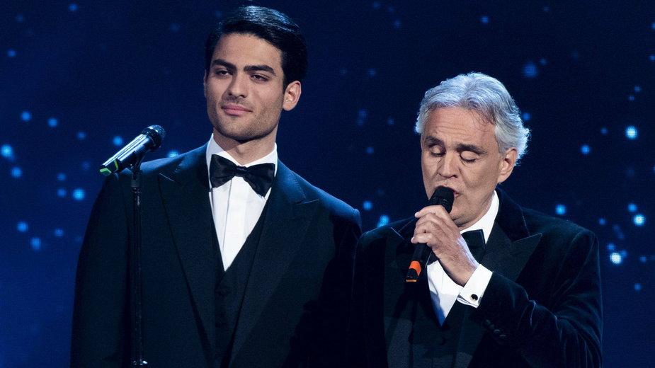 Matteo i Andrea Bocelli