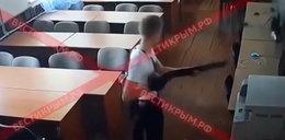 Masakra w krymskiej szkole. Opublikowano przerażające nagranie