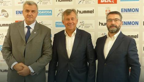Đurković i Viderer posle sastanka