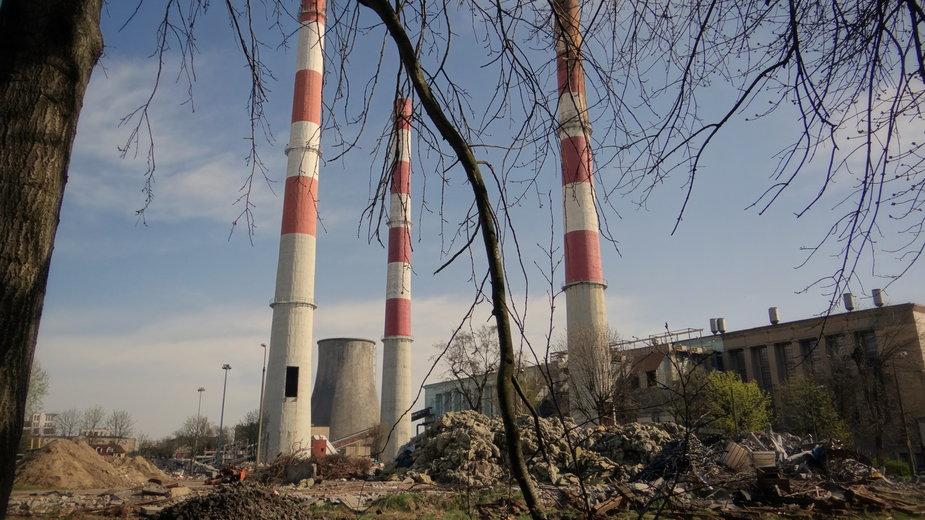 Elektrociepłownia 2 Łódź