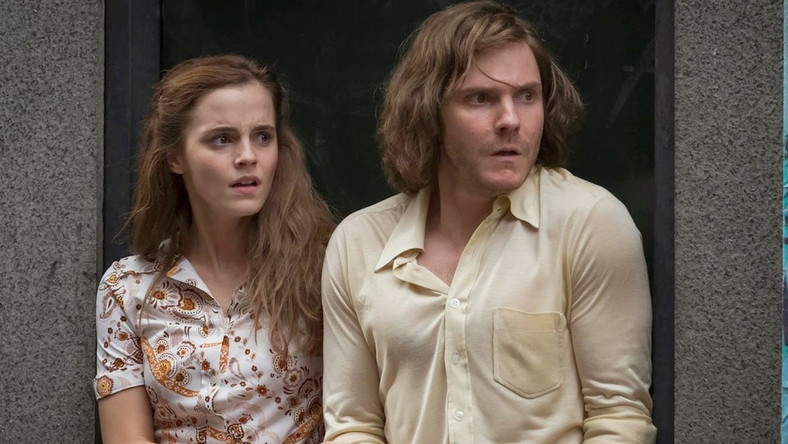 "Emma Watson i Daniel Brühl w filmie ""Colonia"""