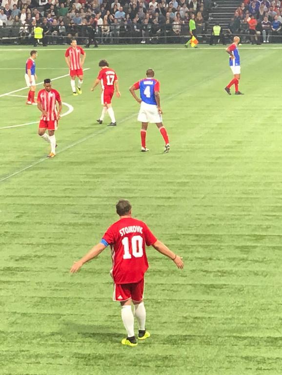 Kapiten ekipe FIFA, Stojković
