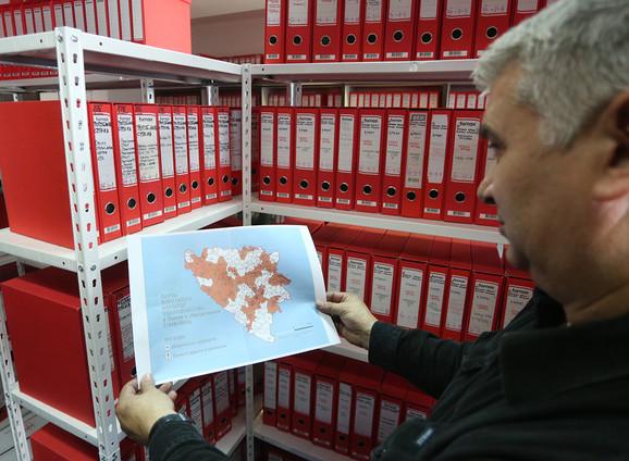 Centar za istraživanje rata, ratnih zločina i traženje nestalih lica