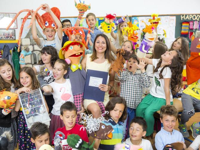 Marija je najbolja učiteljica u Srbiji: Kada čujete kako uči decu, poželećete da se VRATITE U ŠKOLSKU KLUPU