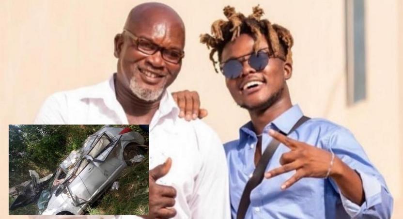 Quamina MP loses Dad