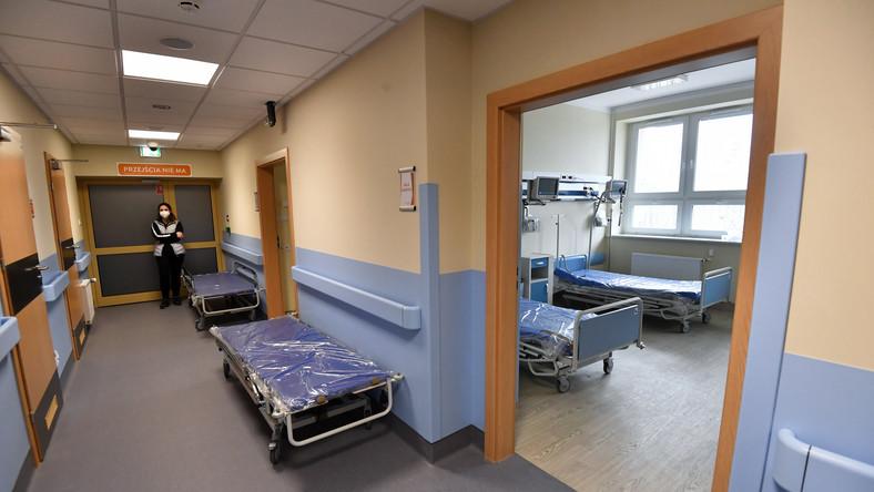 Szpital tymczasowy w Radomiu