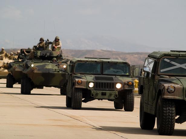 Amerykańscy żołnierze mogą trafić do Uzbekistanu lu Tadżykistanu