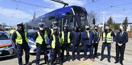 MPK szkoli policjantów. Wielkie manewry w zajezdni!