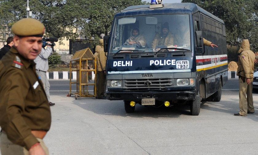 Gwałt w Indiach