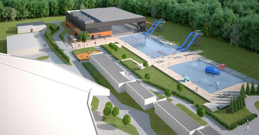 Przebudowa basenu przy ul. Wejherowskiej we Wrocławiu