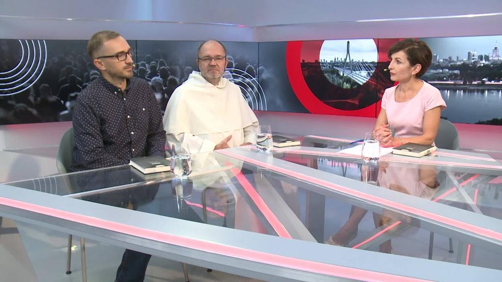 Newsweek Opinie: Marcin Wójcik, o. Tadeusz Dostatni (12.09)
