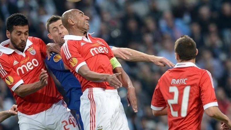 cbc1b133c Puchar Portugalii: Benfica - Vitoria Guimaraes 1:2 - Ligi zagraniczne