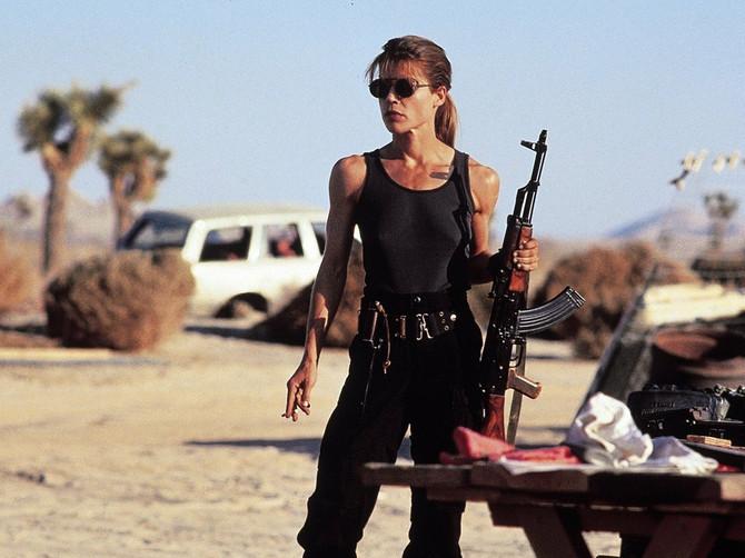 """Lepa Sara Konor danas ima 61 godinu: Uslikana je na snimanju novog """"Terminatora"""" i LJUDI NE MOGU DA VERUJU KAKO IZGLEDA"""