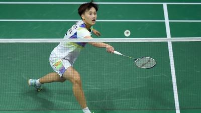 Chinese teen stuns top seed at worlds