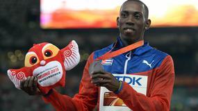Wicemistrz świata w trójskoku Kubańczyk Pichardo chce startować pod inną flagą