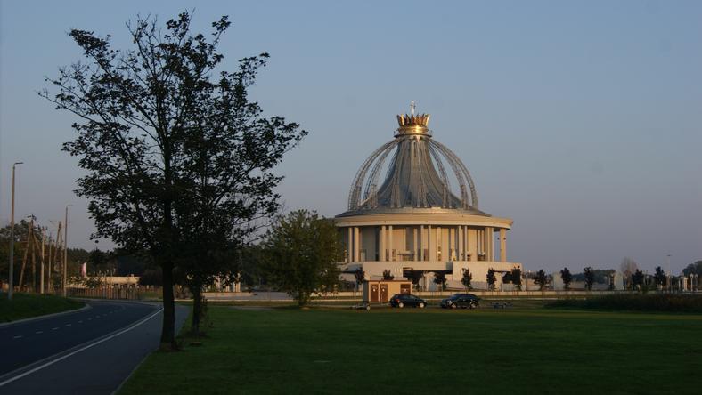 Kościół w Porcie Drzewnym w Toruniu