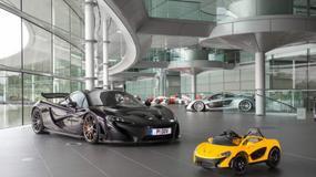 P1TM - pierwsze elektryczne auto McLarena
