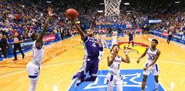 Szokujące sceny podczas meczu koszykówki. W ruch poszły pięści