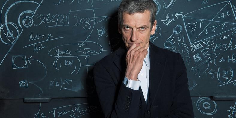 """Doctor Who"": materiały promocyjne"