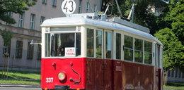 Zabytkowy tramwaj ruszył w trasę