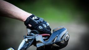 Znakomite rękawice do jazdy w terenie