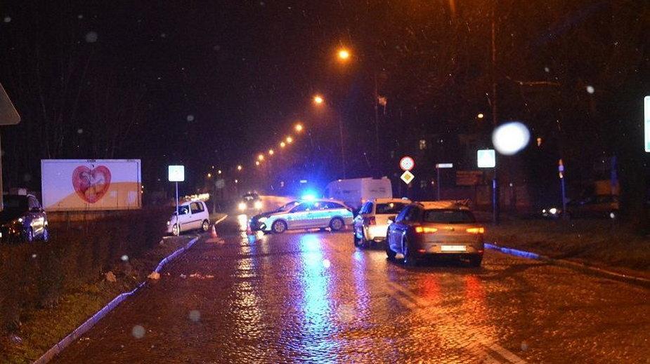 Legnica: Nie żyje potrącona 7-latka. Sprawca wypadku był pod wpływem amfetaminy