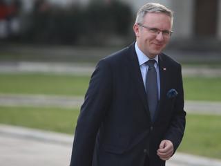Kampanijny zbieg okoliczności: Jakie szanse na Szczerski na tekę komisarza?