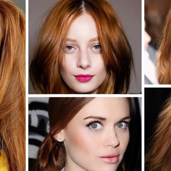 15 Pomysłów Na Makijaż Dla Rudych