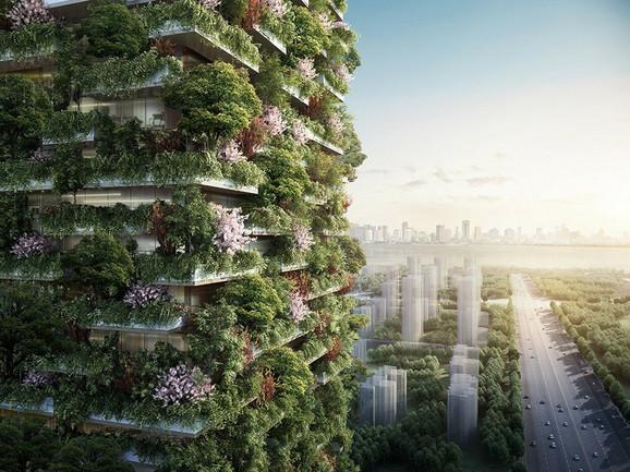 Zgrade bi krasile 23 vrste drveća
