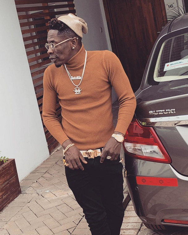 According to Shata Wale, he has numerous businesses that rake in cool cash for him. [Instagram/ShattaWale]