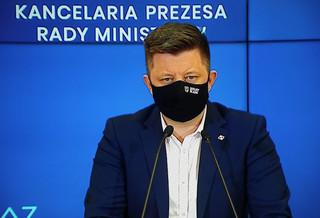 Dworczyk: W sprawie AstryZeneki mamy do czynienia z szeroką akcją dezinformacyjną