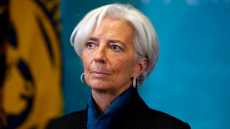 Christine Lagarde, IMF boss reappointed for second term