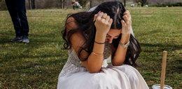 Sara planowała ślub, musiała urządzić pogrzeb. Dziś płacze na grobie