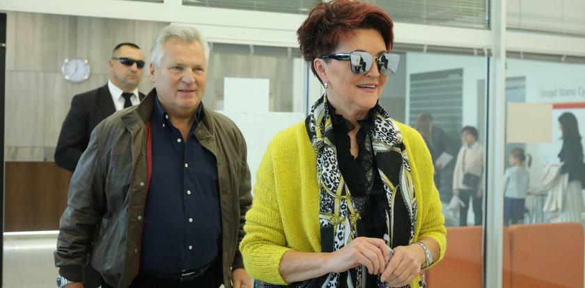 Wybory parlamentarne 2019. Kwaśniewska szczupła jak nigdy