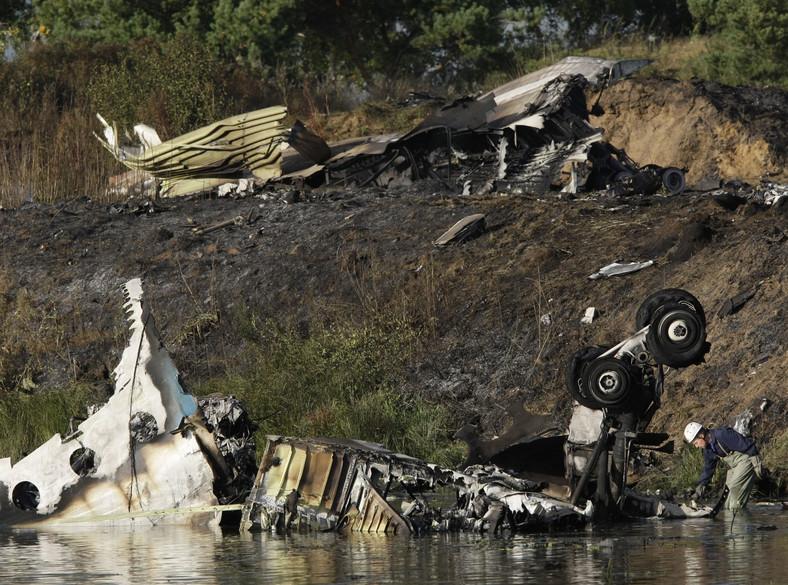 W katastrofie zginęła cała hokejowa drużyna Lokomotiwu Jarosław