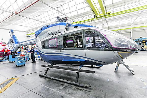 Policijski MUP helikopter H 145 M
