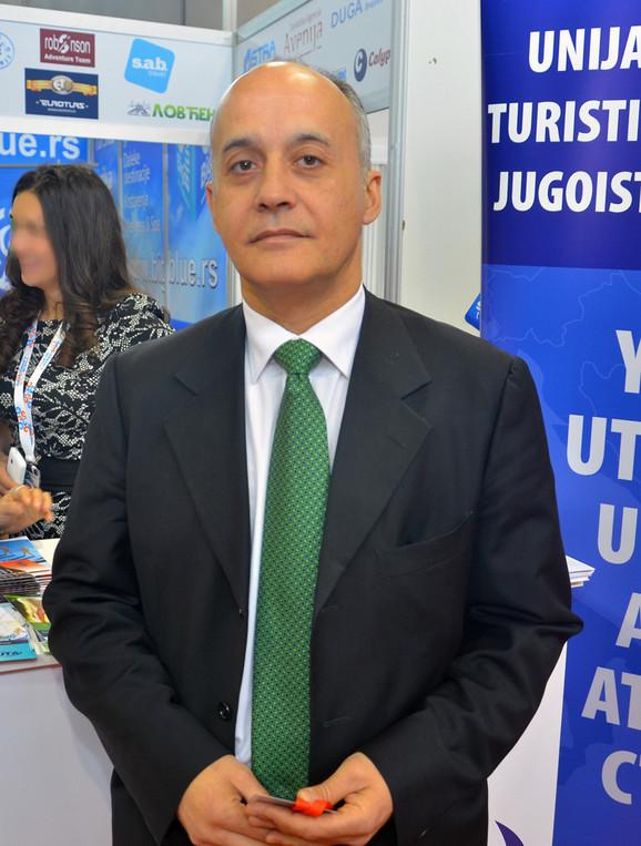 Direktor Jute Aleksandar Seničić
