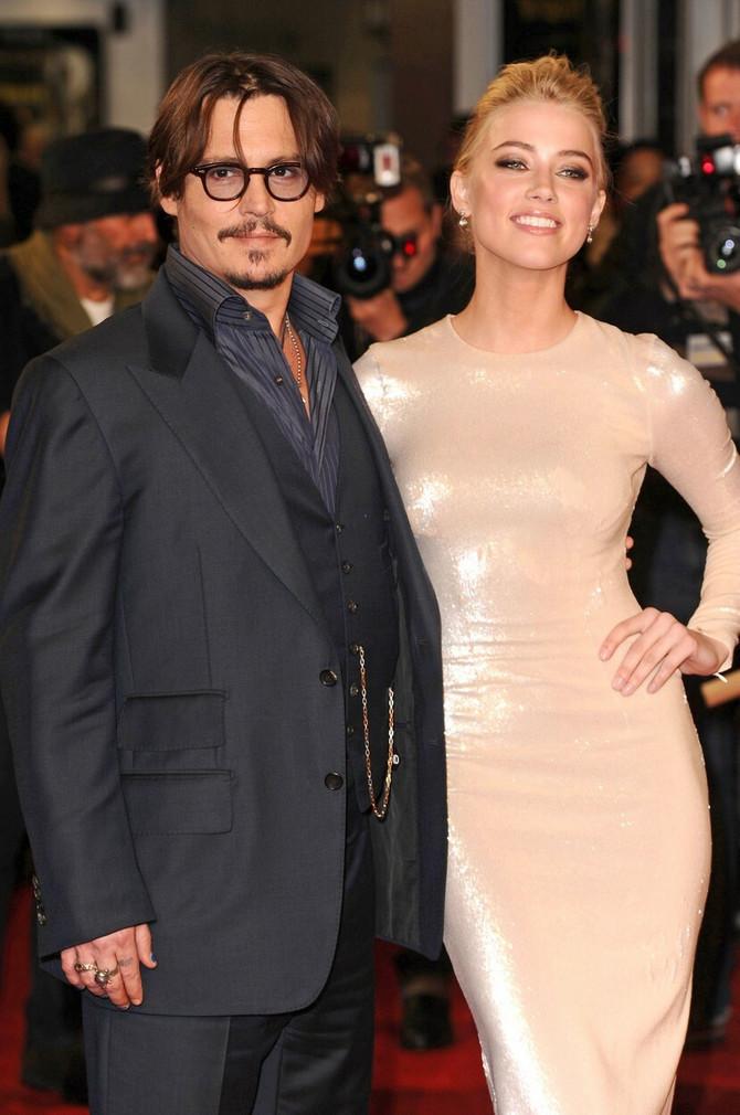 Džoni i Amber